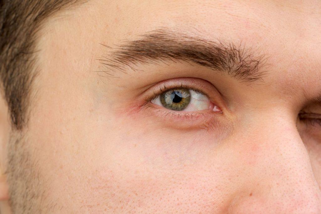 眉毛 清潔感