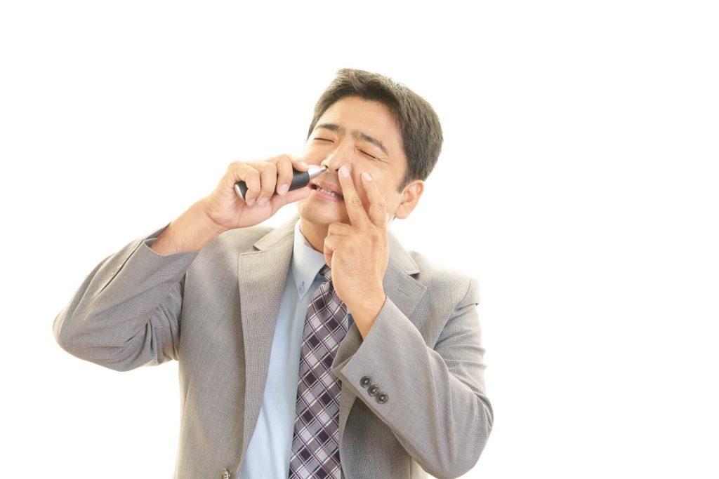 鼻毛カッター 鼻毛 処理方法