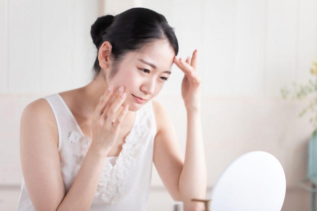 肌 清潔感 上げる方法